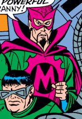 Mandarin (Earth-689) from Avengers Annual Vol 1 2 001