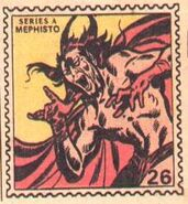 Mephisto Marvel Value Stamp