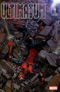 Ultimatum Vol 1 4 Peter Parker Variant