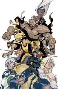 Young X-Men Vol 1 1 Textless