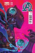 New Avengers Vol 3 18 Ward Variant