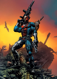 Henry Hayes (Earth-616) from Deathlok Vol 5 3 0001