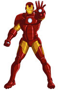 Iron Man Armor MK L (Earth-12041) 002