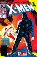 Uncanny X-Men Vol 1 203
