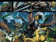 Ares in battaglia da Vendicatore.jpg
