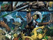 Ares in battaglia da Vendicatore
