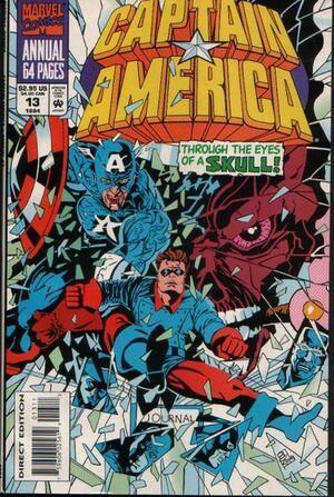 Captain America Annual Vol 1 13