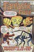 Fantastic Four Vol 1 8