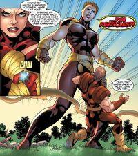 Katerina van Horn (Earth-616) from New Thunderbolts Vol 1 18