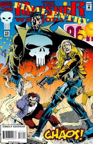 Punisher War Journal Vol 1 73