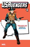 U.S.Avengers Vol 1 1 Montana Variant