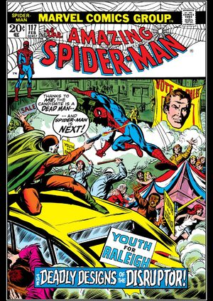 Amazing Spider-Man Vol 1 117