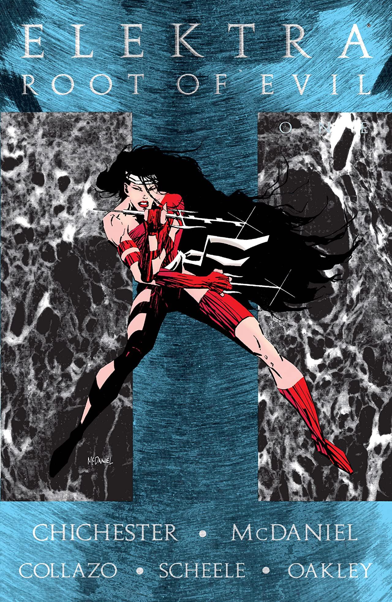 Elektra Vol 1 1