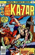 Ka-Zar Vol 2 20