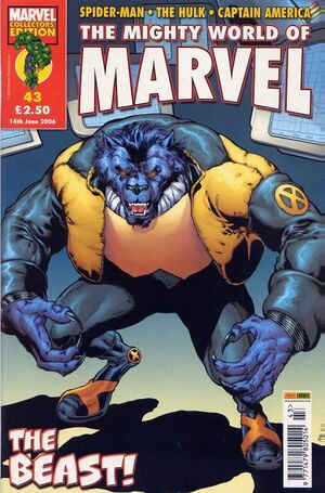 Mighty World of Marvel Vol 3 43