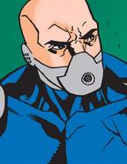 Clayton Claymore (Earth-616) from Deathlok Vol 3 6 001