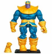Thanos (Earth-616) from Marvel Universe (Toys) Series 2 Wave XI 0001