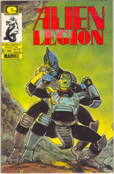 Alien Legion Vol 1 15