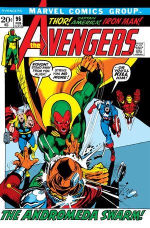 Avengers Vol 1 96