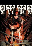 Dark Reign Elektra Vol 1 1 Mann Variant Textless