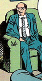 George Hochberg (Earth-616) from Amazing Spider-Man Soul of the Hunter Vol 1 1 001