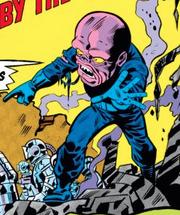 Kondrati Topolov (Earth-616) from Incredible Hulk Vol 1 187