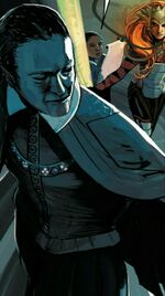 Phillip Coulson (Earth-311) from 1602 Witch Hunter Angela Vol 1 3 001