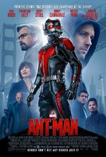 Ant-Man (film) poster 001