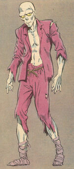 Caliban (Earth-616) from Official Handbook of the Marvel Universe Vol 2 2 0001
