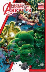 Avengers Earth's Mightiest Heroes Vol 1 1