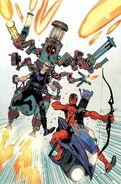 Hawkeye vs. Deadpool Vol 1 4 Textless