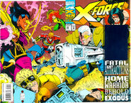 X-Force Vol 1 25 Full Cover