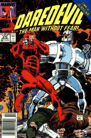 Daredevil Vol 1 275