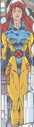 Jean Grey (Earth-616) from Uncanny X-Men Vol 1 283 0001
