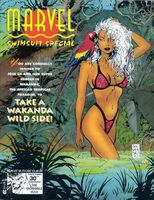 Marvel Swimsuit Special Vol 1 1
