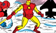 North Pole from Avengers Vol 1 14 001
