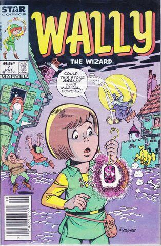 File:Wally the Wizard Vol 1 7 Newsstand.JPG