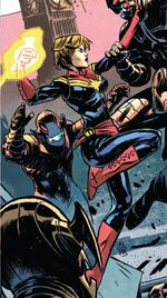 Carol Danvers (Earth-61112)Avengers Assemble Vol 2 15AU
