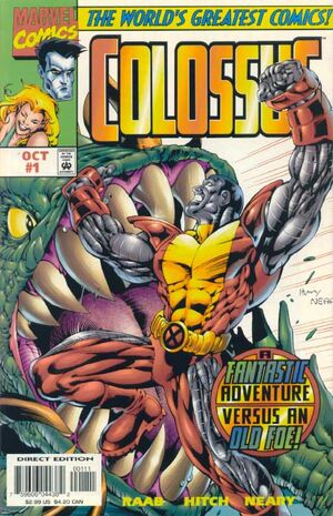 Colossus Vol 1 1