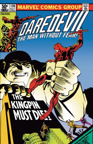 Daredevil Vol 1 170