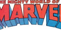 Mighty World of Marvel Vol 1