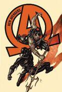 New Avengers Vol 3 7 Textless