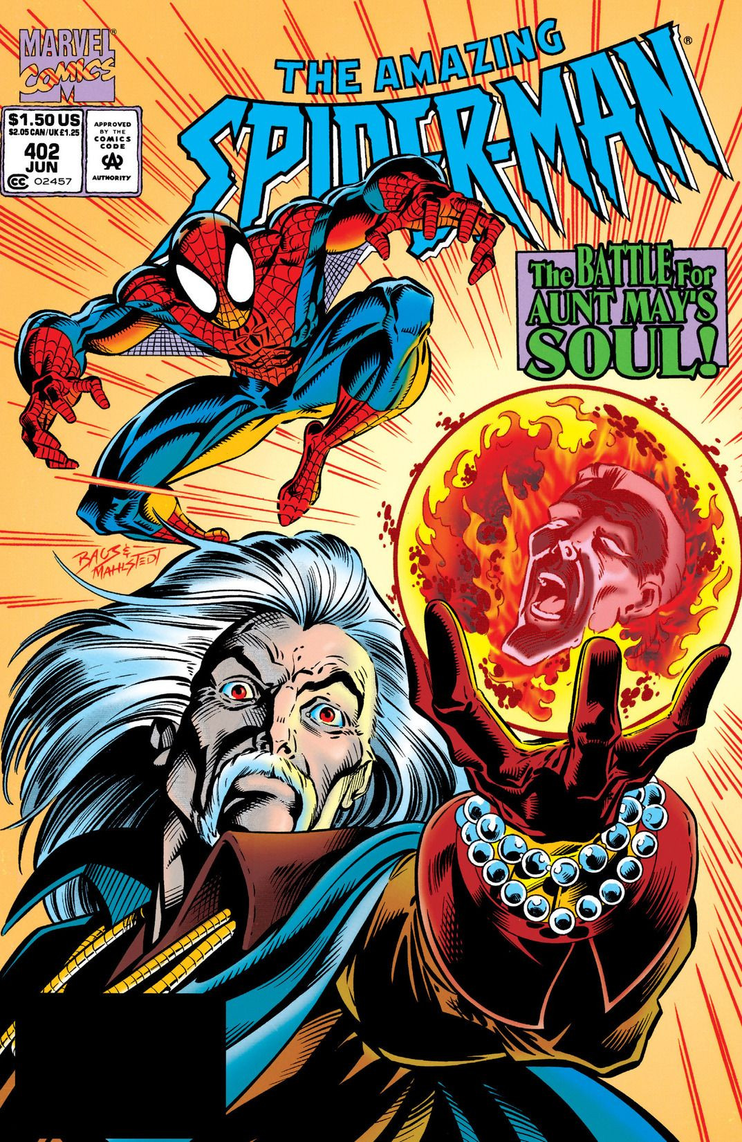 Amazing Spider-Man Vol 1 402