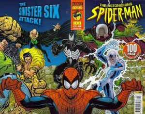 Astonishing Spider-Man Vol 1 100