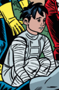 Paco Perez (Earth-616) from X-Force Vol 1 119