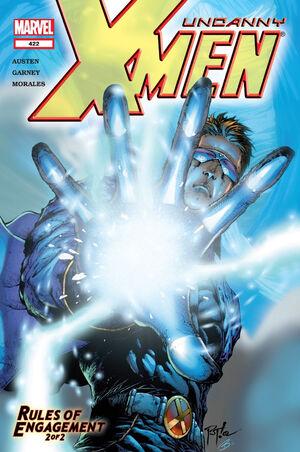 Uncanny X-Men Vol 1 422