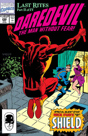 Daredevil Vol 1 298