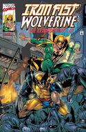 Iron Fist Wolverine Vol 1 2