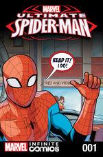 Ultimate Spider-Man Infinite Comic Vol 2 1