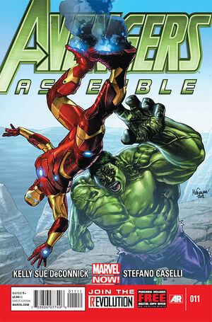 Avengers Assemble Vol 2 11